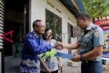 Lantamal VII/Kupang bedah rumah untuk purnawirawan