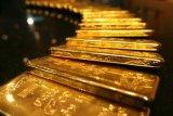 Emas perpanjang kerugian setelah data ekonomi lebih baik dari perkiraan