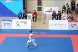 Timnas karate raih medali perak di Shanghai