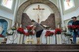 Persiapan ibadah dan misa Natal