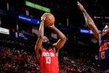 Harden pimpin Rockets pecundangi Thunder