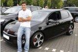 Mesut Ozil beri semangat keluarga korban bencana tsunami Selat Sunda
