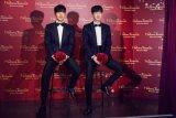 Patung lilin aktor Park Hae-jin dipajang di museum Shanghai