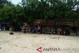 Obyek Wisata Pantai Pesisir Lampung Sepi Pengunjung