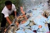 Disdukcapil Kulon Progo musnahkan ratusan  KTP elektronik invalid