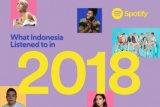 Sheila On 7 tempel BTS untuk artis terlaris Spotify di Indonesia