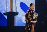 Marsha Timothy pemeran utama wanita terbaik FFI 2018