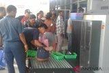 Pelabuhan Murhum Baubau uji coba penggunaan x-ray