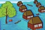 Selain Kapuas Tengah, banjir landa Pasak Talawang