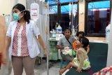 Korban bencana keracunan nasi bungkus: bau basi dan rasanya aneh