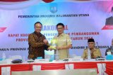 Ada apa di Rapat Koordinasi Pengendalian Pembangunan Provinsi Kaltara 2019?
