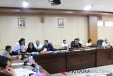 Anggota DPRD Balangan dan Paser kunjungi DPRD Bartim terkait TBS