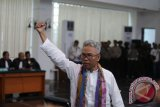 Eksekusi Buni Yani dinantikan puluhan wartawan
