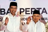 Indo Barometer indicated that Jokowi and Ma'ruf Amin would win the 2019 general elections