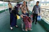 Menderita sakit stroke TKW asal Kediri dipulangkan ke Nunukan