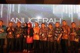PNUP raih tiga penghargaan anugerah humas PTN