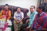 DPRD Barito Kuala pelajari rencana tata kota Gunung Mas