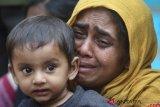 Ibu hamil Rohingya tewas dalam serbuan militer