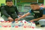 Polisi Meruake amankan 40 botol minuman beralkohol
