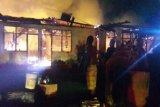 Kebakaran hanguskan asrama gereja reformasi di Waena