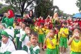 Ratusan anak di Kalteng ditemukan ikut kampanye AMIR