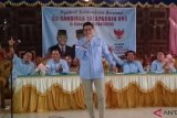 Sandiaga bertemu dengan pendeta dan Komunitas Nasrani Karanganyar