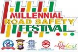 Anji dan sejumlah artis ibu kota ramaikan milenial Road Safety Festival Palangka Raya