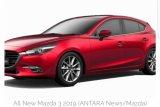 Mazda 3 dipamerkan di Singapura Motor Show 2019