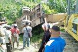 Karyawan perempuan PT AGU tewas akibat tertindih tangki air