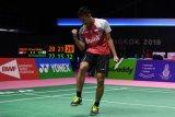 Taklukkan Jepang, Firman lolos pada laga pertama Thailand Masters