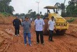 Pemprov Kalteng optimalkan dana pusat untuk pembangunan infrastruktur jalan