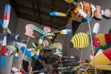 Kerajinan mainan kincir angin