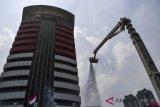 Menghitung resiko kerja di KPK, ingat teror pemberantasan korupsi