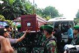 Jenazah paman Jokowi dimakamkan di Sukoharjo