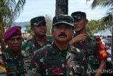 Panglima TNI Marsekal Hadi Tjahjanto terpilih sebagai Ketua Umum PB Forki