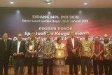 Gubernur Olly Dondokambey Hadiri Sidang MPL-PGI di Bogor