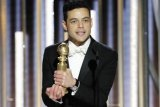 Perankan Freddie Mercury, Rami Malek raih penghargaan Golden Globes 2019