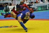 Atlet Sambo Sumsel raih lima emas kejurnas