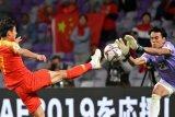 Espanyol perkenalkan striker timnas China Wu Lei