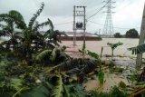 Akses jalan poros Maros-Makassar belum lancar akibat banjir