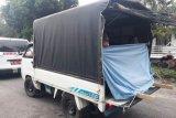Ditinggal ke warung makan, mobil pick up raib digondol maling