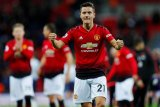 Ander Herrera tinggalkan Manchester United
