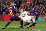 Liga Spanyol ancam sanksi karantina  pemain yang langgar protokol kesehatan