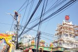 Warga Medan Labuhan gagalkan pencurian kabel opstik
