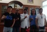 Slank rekaman album ke-23 di Lokananta
