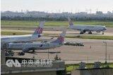 Ribuan penumpang China Airlines terlantar di Taiwan