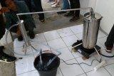 Mahasiswa KKN Unila Kembangkan Inovasi Minyak Berbahan Sampah