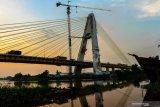 Indahnya Wujud Jembatan Siak IV yang Segera Diresmikan