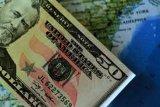 Dolar AS sedikit menguat ditengah data ekonomi beragam