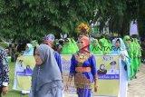 2.508 peserta meriahkan pawai Taaruf STQ XXV Kendari